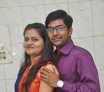Couple Portait Photo