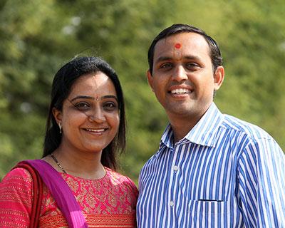 Couple Portait Photo